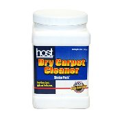 Host Dry Carpet Cleaner 2.5 lbs shaker